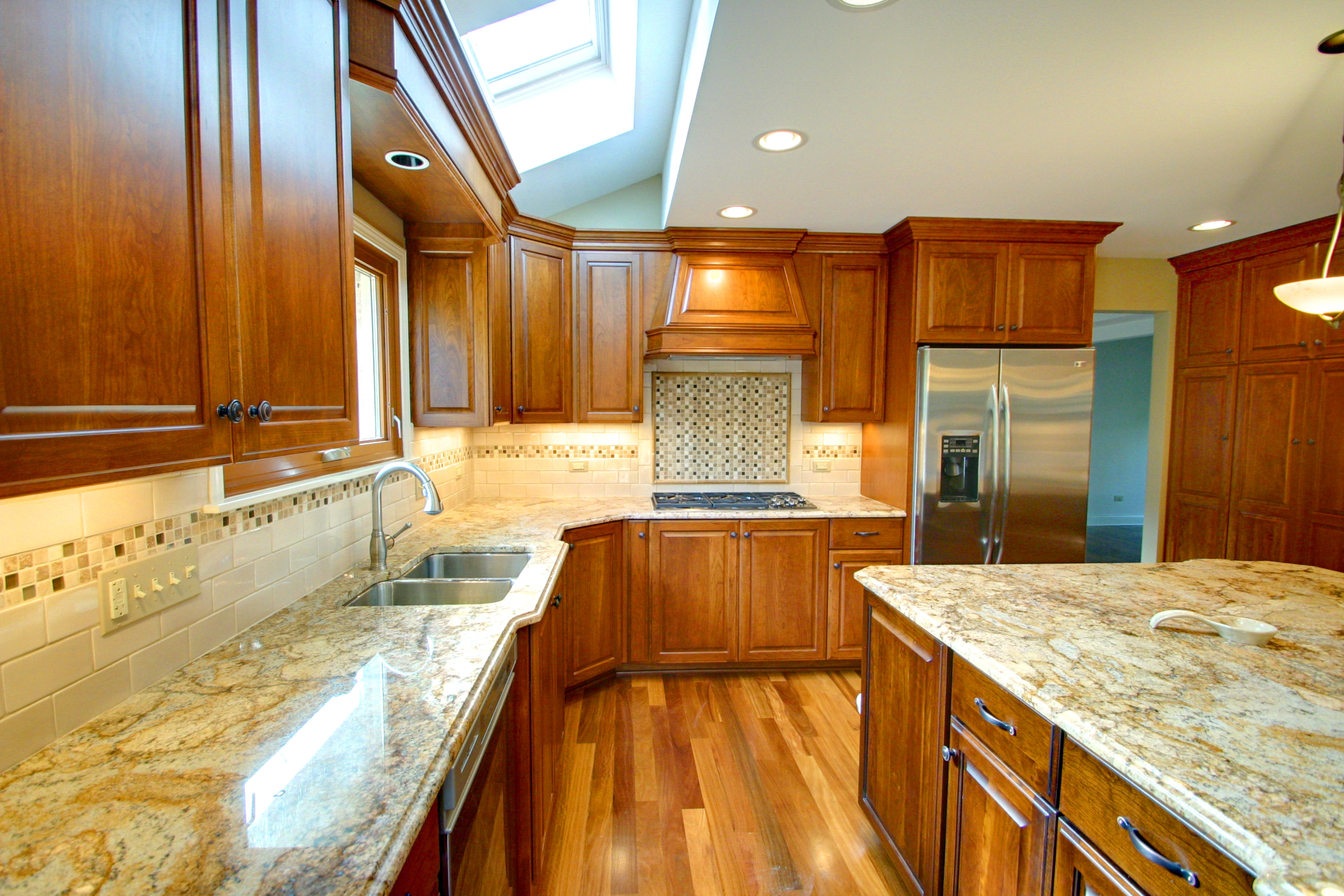 The Addition Was Designed To Replace A Dated Kitchen And Provide A Little  Extra Space For A Growing Family.